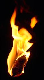 Allume-feu-enflammé