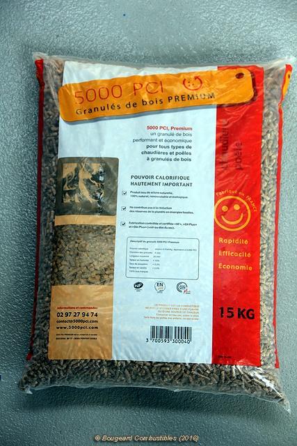 granul s de bois pellets 5000 pci bougeard combustibles. Black Bedroom Furniture Sets. Home Design Ideas