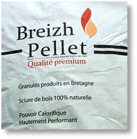 Sac de granulés Breizh Pellet